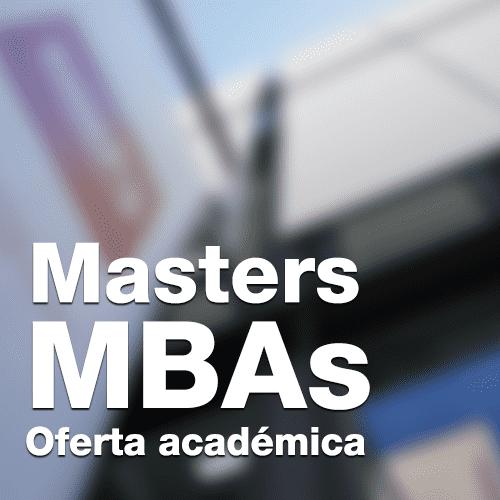 Masters y MBAs