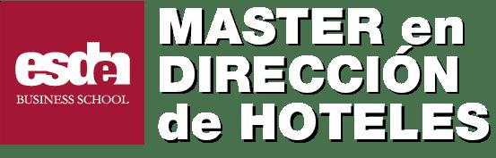 MASTER EN DIRECCION DE HOTELES
