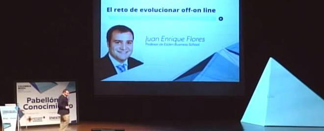 Juanen Flores ponencia Esden en colombia