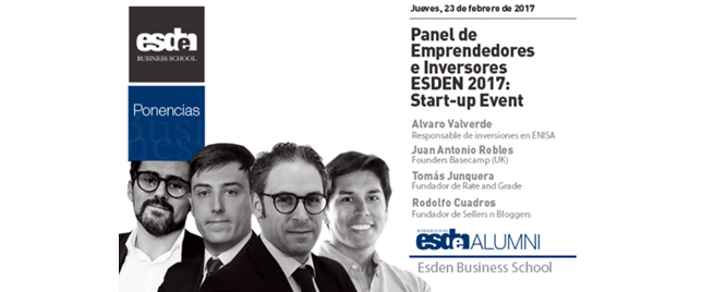 start up Madrid