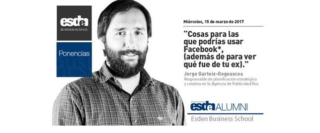 ponencia esden Bilbao