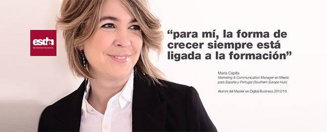 María Capilla