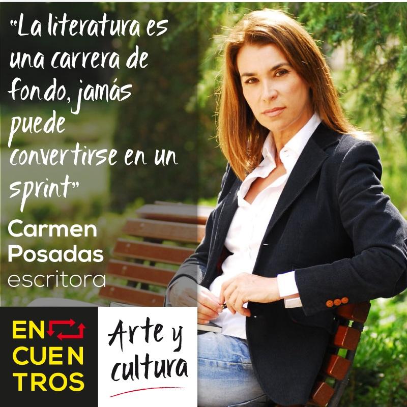 Carmen Posadas 1