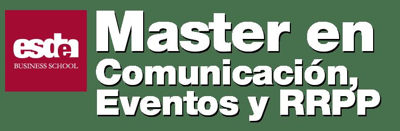 Master en Comunicación, Eventos y RRPP