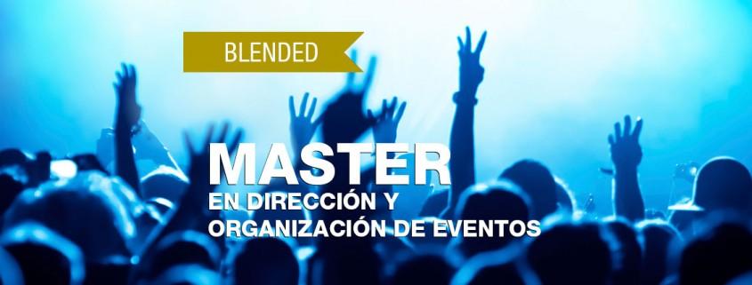 MASTER EN DIRECCION Y ORGANIZACIÓN DE EVENTOS