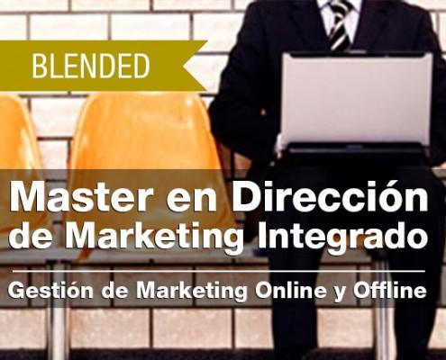 Master en direccion de marketing integrado