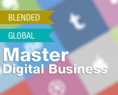 Master Digital Business