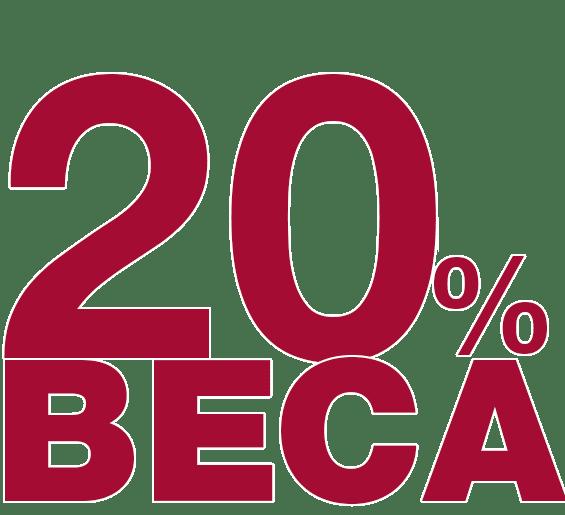 BECA 20%