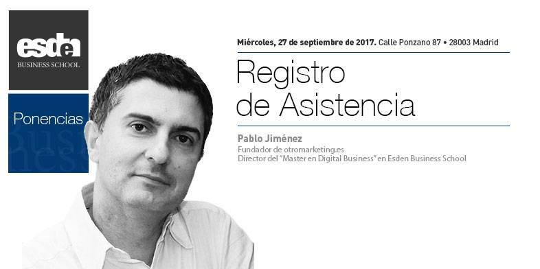 REGISTRO DE ASISTENCIA - PONENCIA PABLO JIMÉNEZ