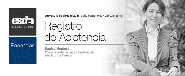 Registro ponencia Danixa Montero