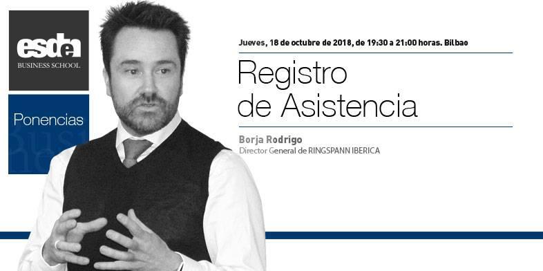 Registro asistenci BORJA RODRIGO